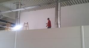 Montaža Solatube u novu Wollsdorf tvornicu u Varaždinu